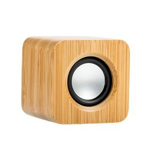 Portable Bamboo Bluetooth Speaker